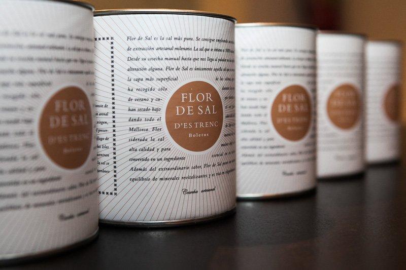 La nueva variedad Flor Sal d'Es Trenc – Boletus