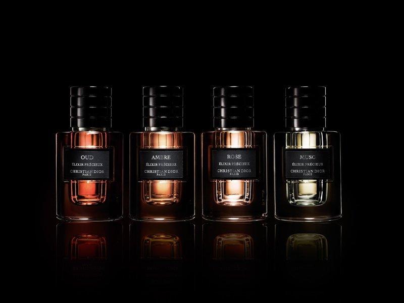 El ritual de Dior con sus perfumes Elixirs Précieux