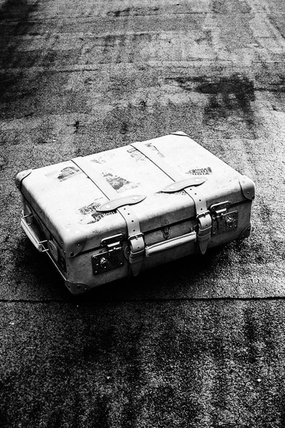 Para los que les gusta viajar, llegan las nuevas maletas de Maison Martin Margiela x Globe Trotter