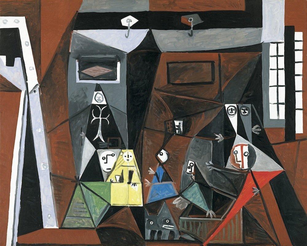 Picasso en la Fundación Mapfre