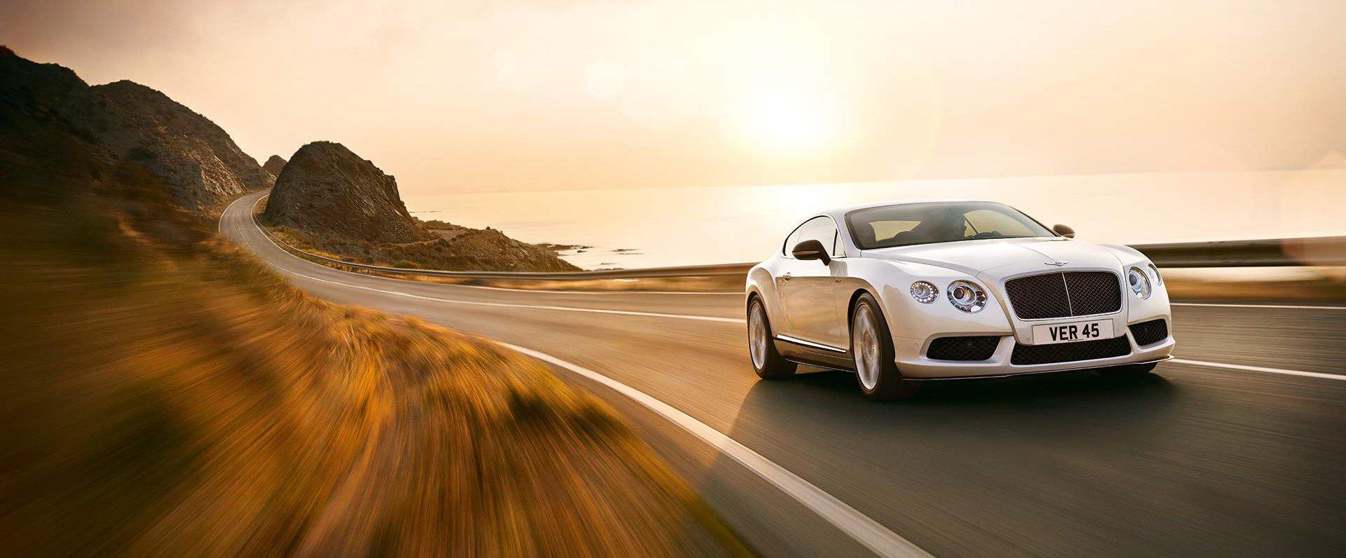 Simplemente sublime: Continental V8 S, lo nuevo de Bentley