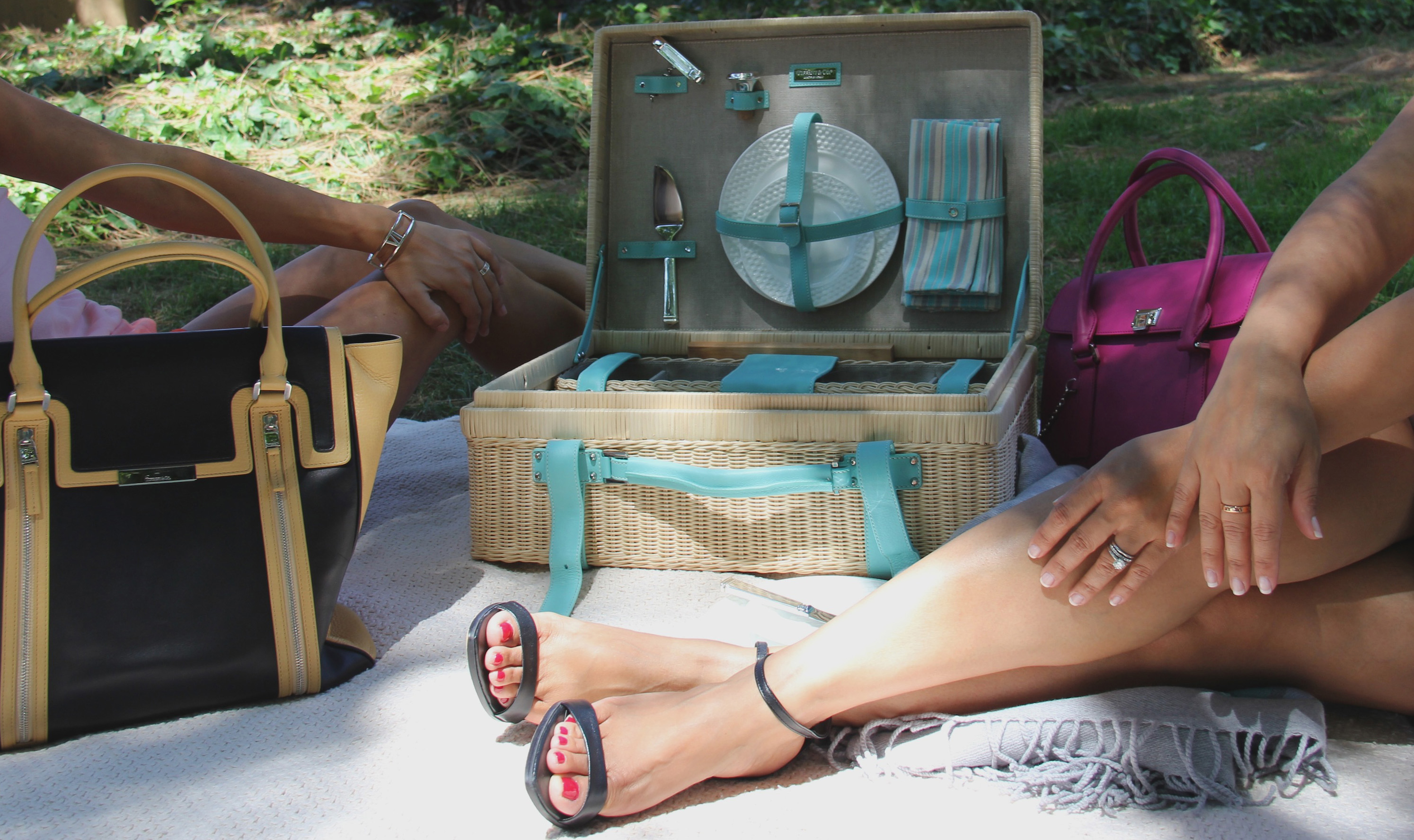 Vamos de picnic con Tiffany & Co