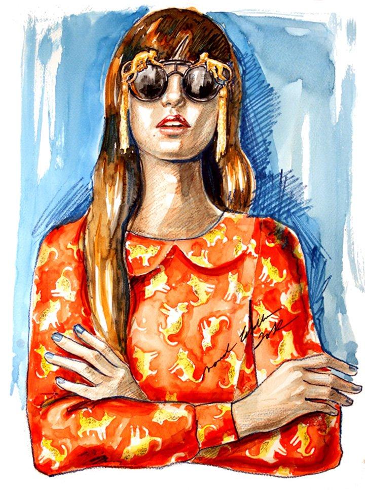 Manuel Cabello, el artista de Chanel