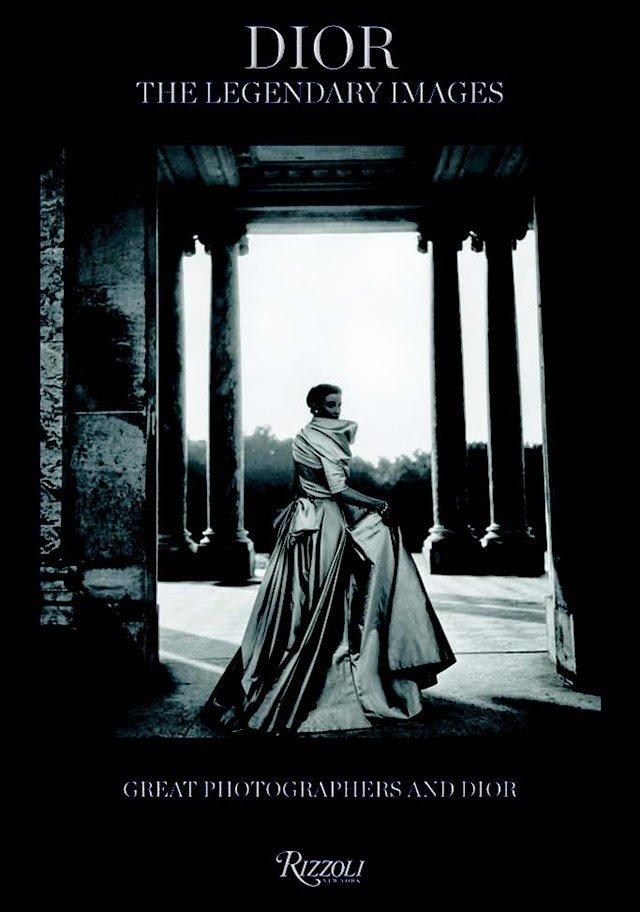 Dior images de Légende, el nuevo libro que plasma toda la esencia del espíritu Dior