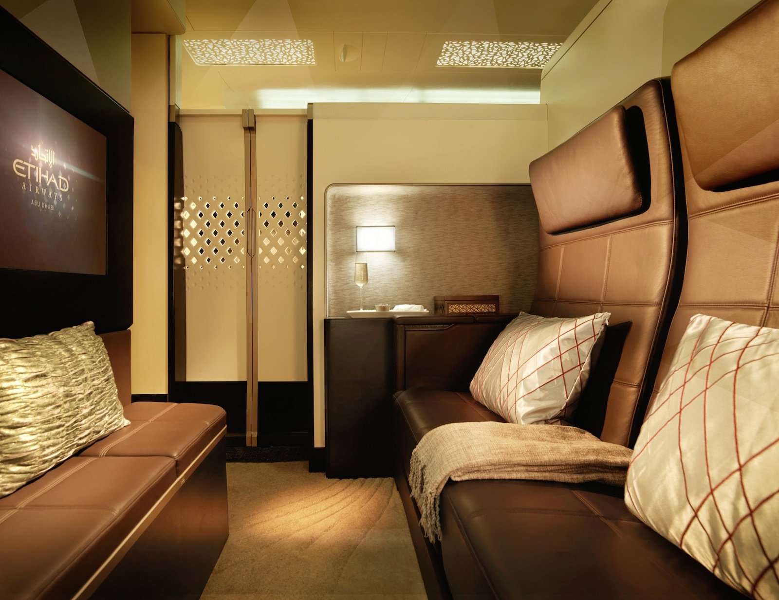 Etihad Airways y su nueva suite de lo más lujosa