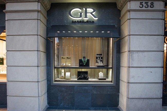 GR Barcelona y la nueva exposición de Rolex Daytona