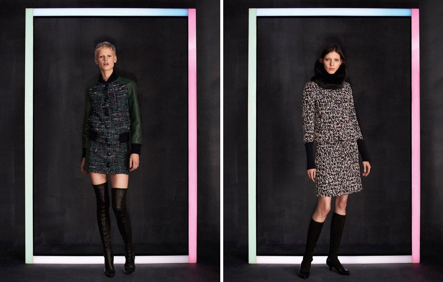 El Pre-fall más atemporal de Louis Vuitton 2014
