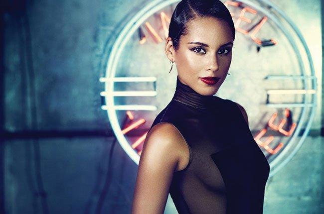 Alicia Keys, nueva imagen de Givenchy