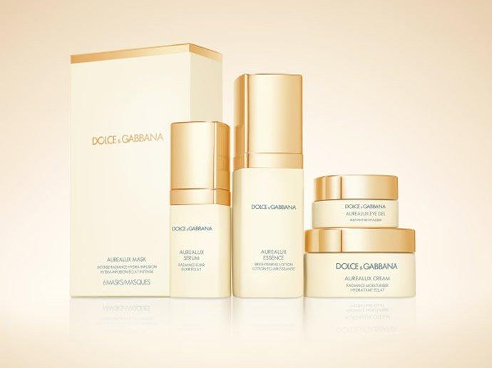 Dolce & Gabbana lanza su línea de tratamiento