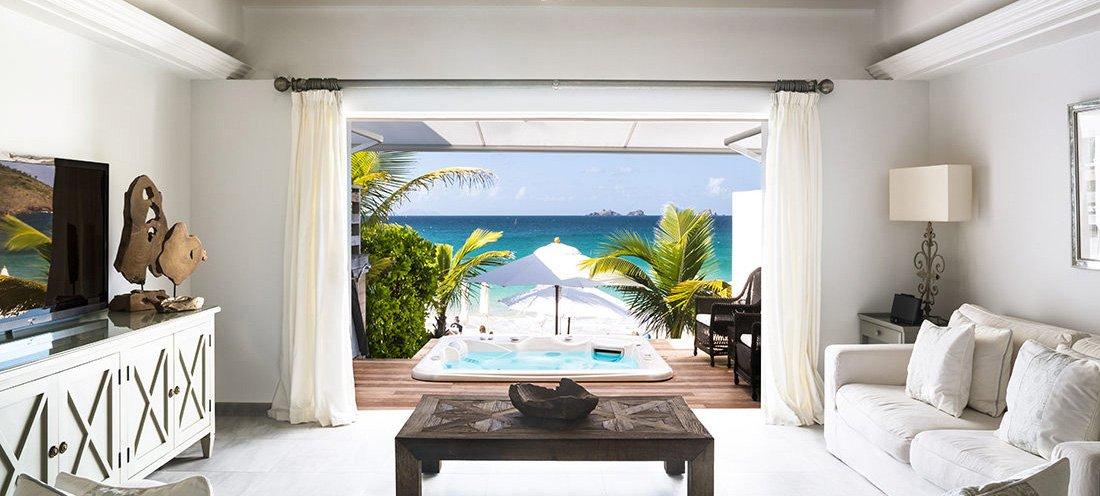 Hotel Saint-Barth Isle de France, el paraíso de los viajeros