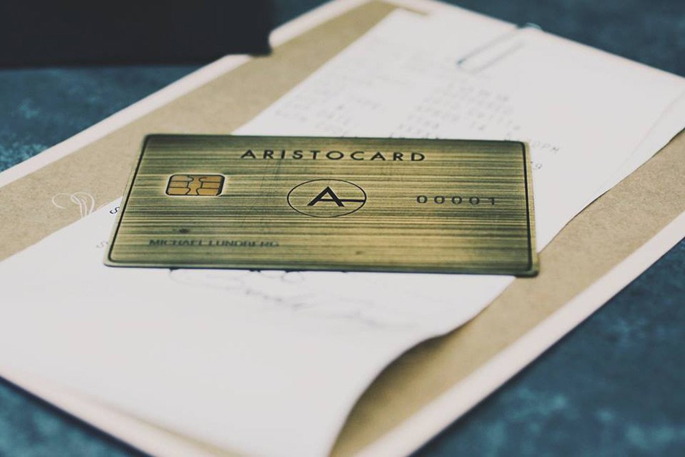 Aristocard, una puerta abierta al mundo del lujo