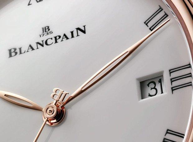 Villeret, la colección más clásica de Blancpain