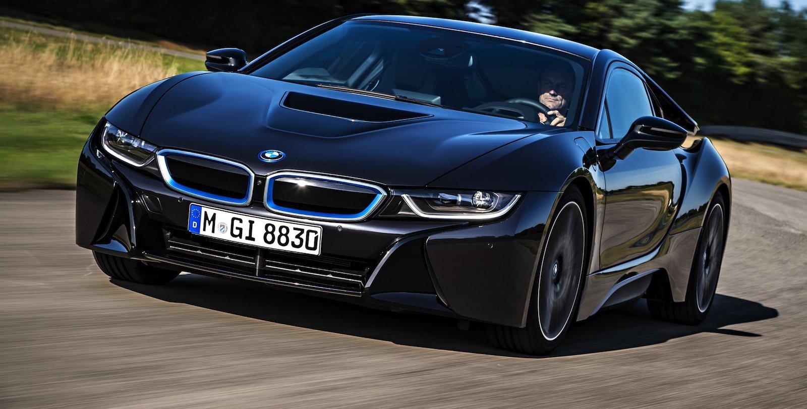 BMW i8, cumpliendo todas las expectativas