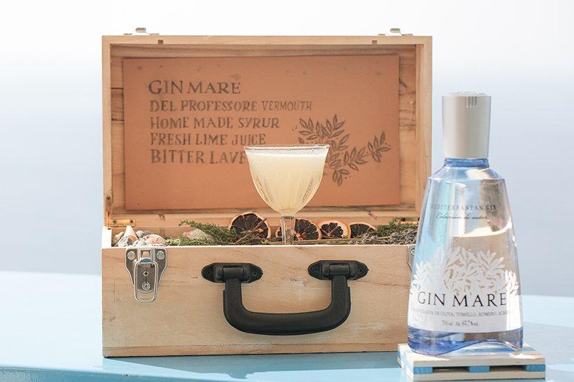 Mediterranean Inspirations, de Gin Mare