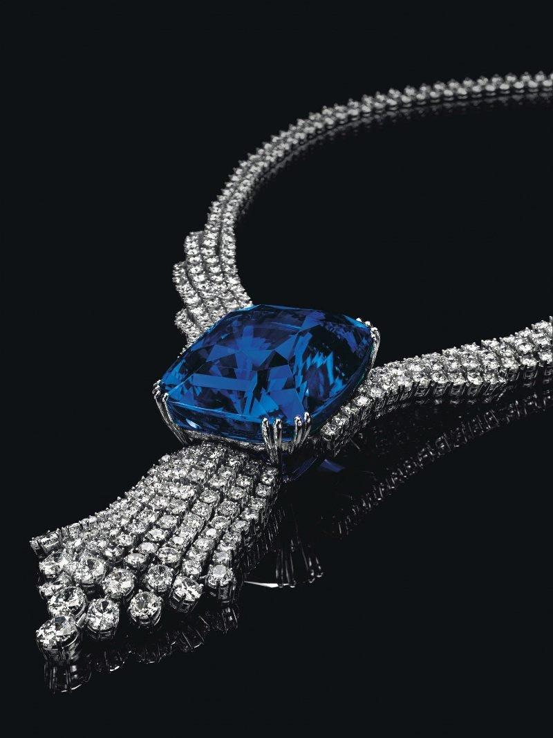 Blue Belle of Asia, el zafiro más valorado del mundo