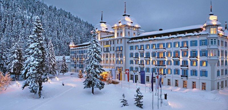 Hoteles de esquí con clase