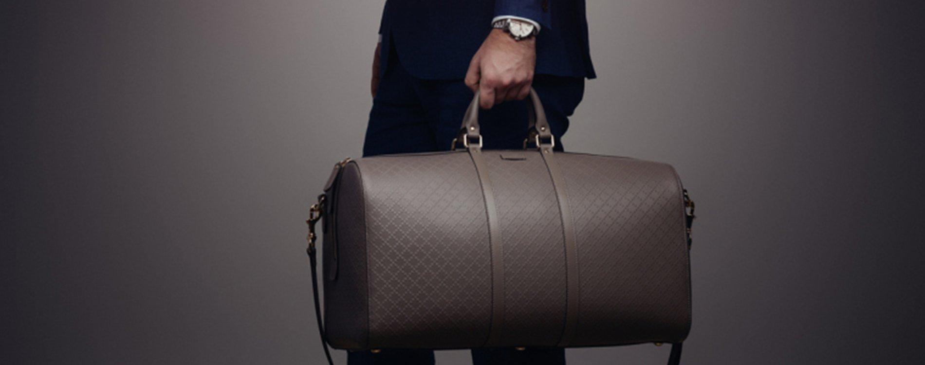 Gucci presenta la nueva colección G-Chrono y el bolso Bright Diamante