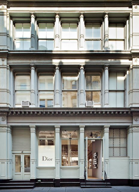 Dior abre una nueva boutique en uno de los barrios más emblemáticos de Nueva York, El Soho