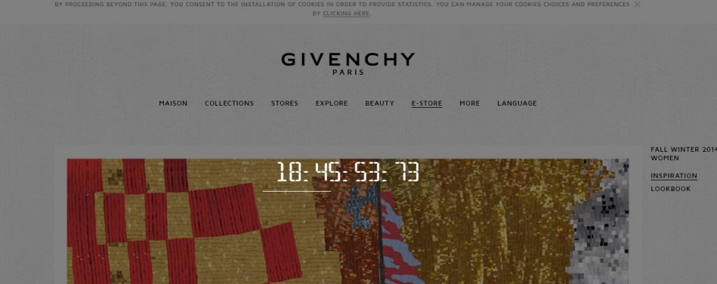 Fuente Givenchy