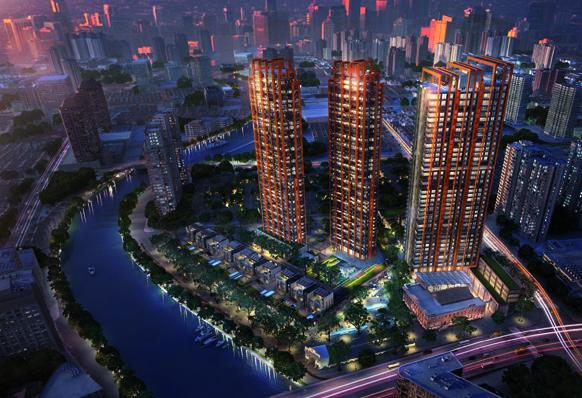 Bvlgari Hotels desembarca en Shanghai