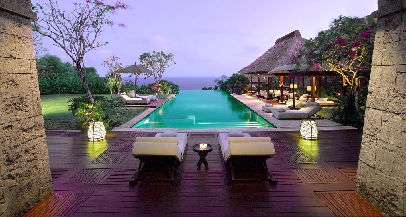 Bvlgari Resort en Bali