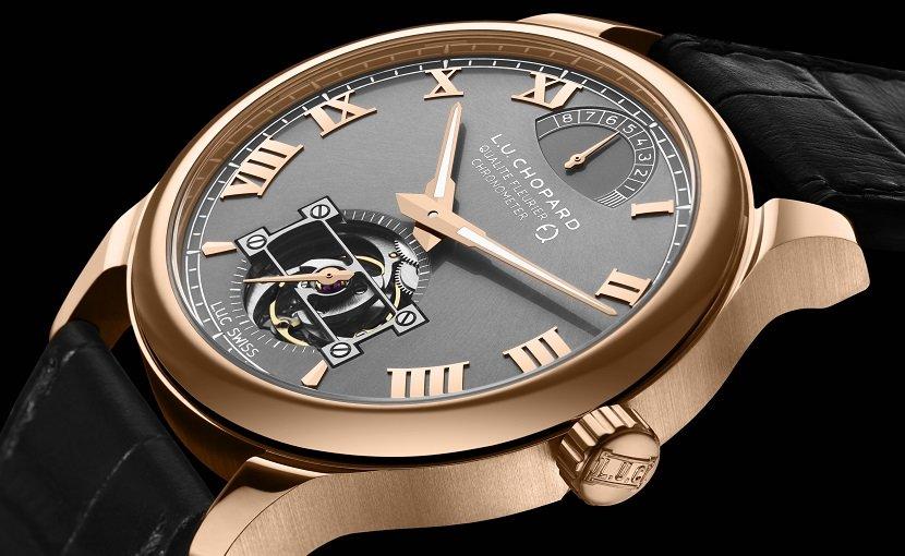 Chopard diseña el primer reloj con oro ecológico
