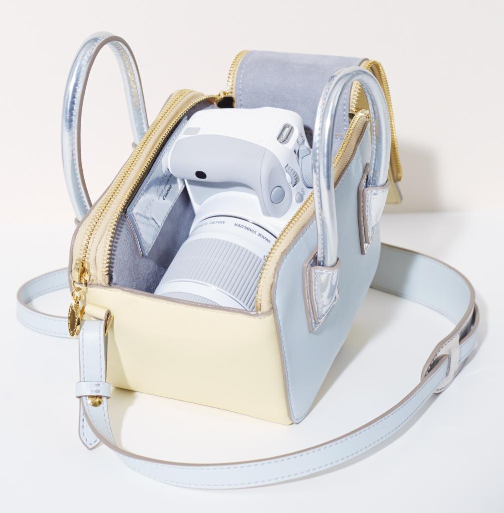Stella McCartney diseña un bolso para Canon