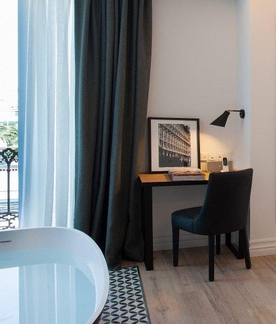 Hotel The Serras: el hotel boutique que estará de moda este 2015