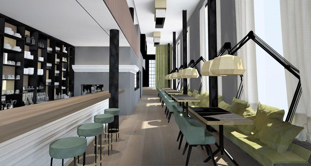 hotel the serras el hotel boutique que estar de moda. Black Bedroom Furniture Sets. Home Design Ideas