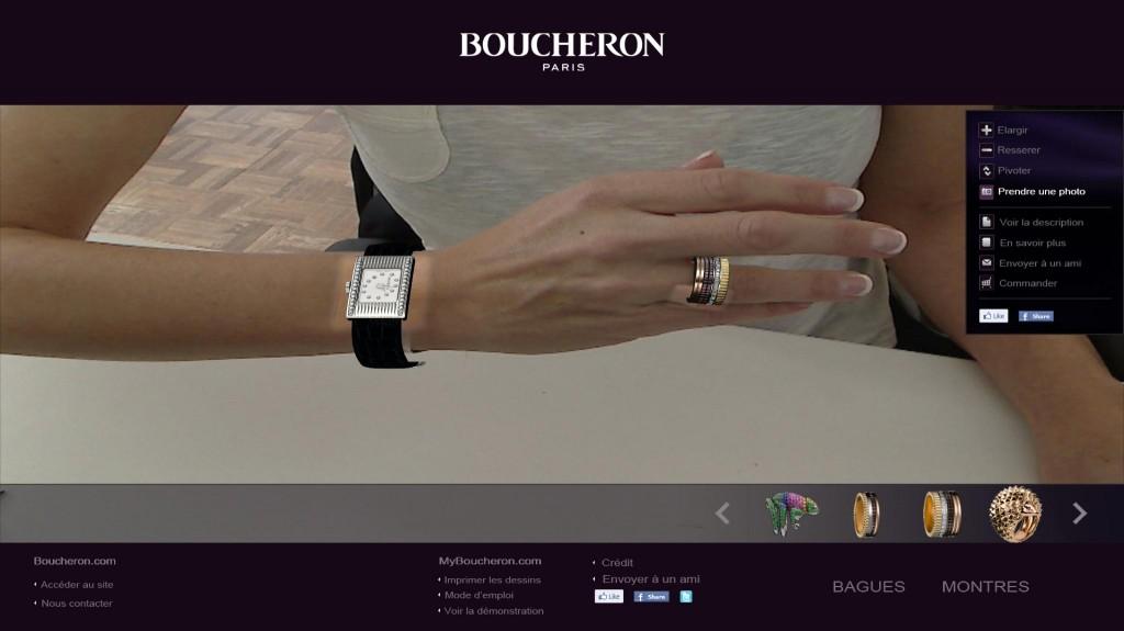 Boucheron luxury