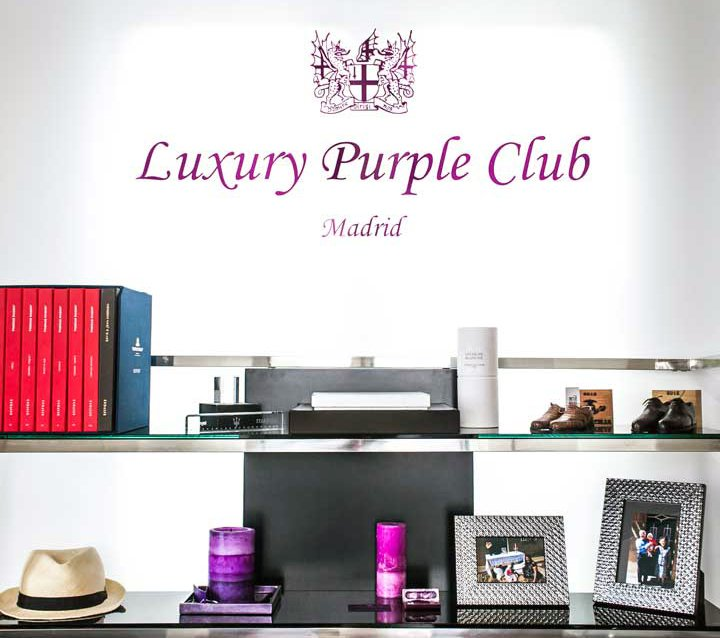 Luxury purple club el punto de encuentro para sibaritas for Sibaritas club