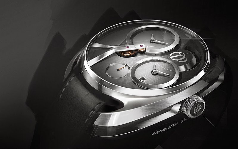Reloj Pecqueur Conceptuals The Luxury Trends