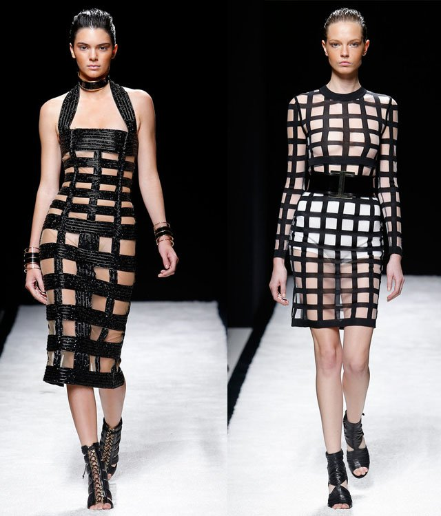 Balmain Primavera Verano 2015 The Luxury Trends