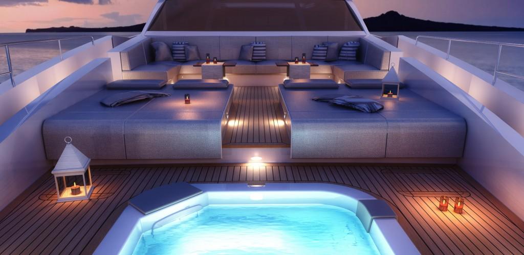 Barco Benetti 2