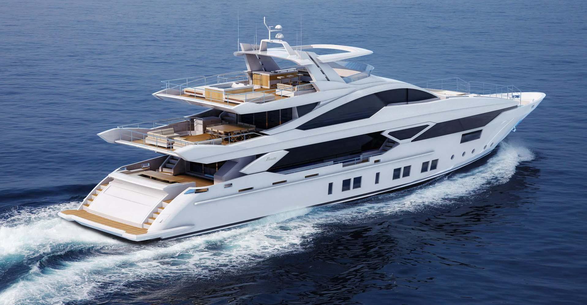Veloce 140, estilo italiano en el mar