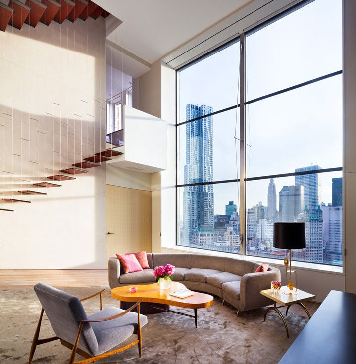 arquitectura lujo nueva york The Luxury Trends