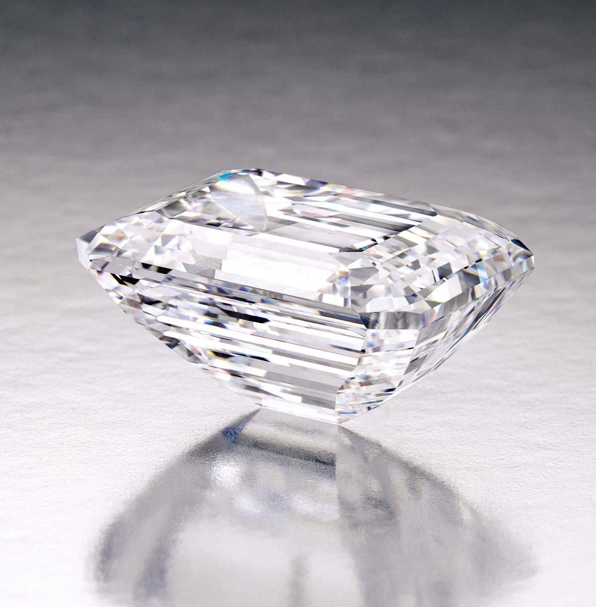 Sotheby's subastará el diamante perfecto