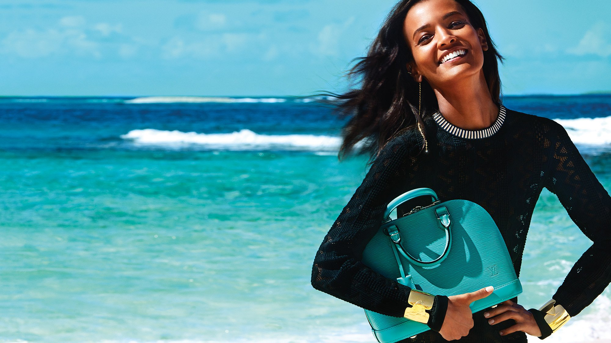 Louis Vuitton traslada su espíritu de viaje al Caribe