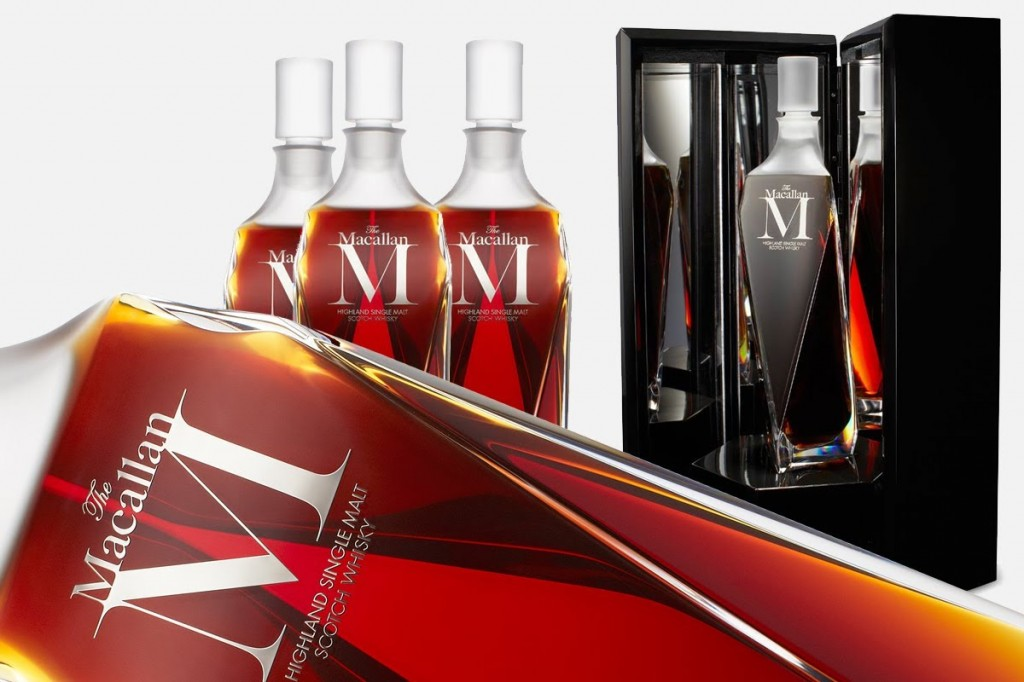 The Macallan Imperiale M Decanter The Luxury Trends