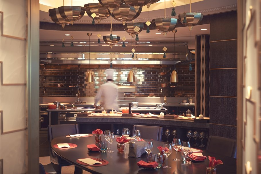 raffles istanbul restaurantsergi-arola adelto The Luxury Trends