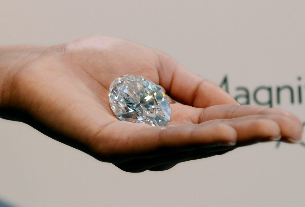 USA SOTHEBY'S DIAMOND