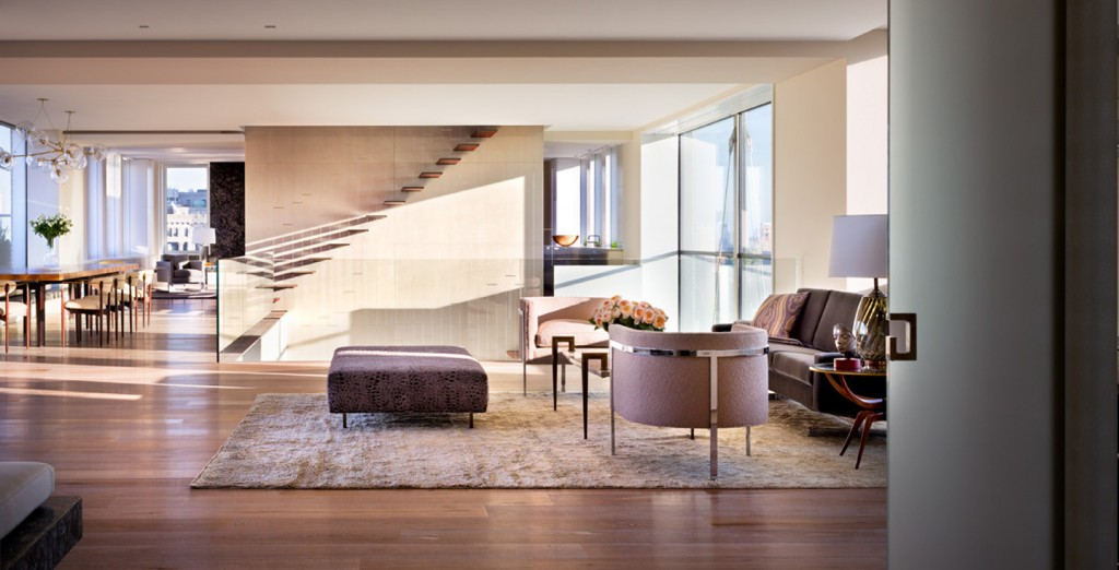 tribeca penthouse steven harris arquitecto The Luxury Trends