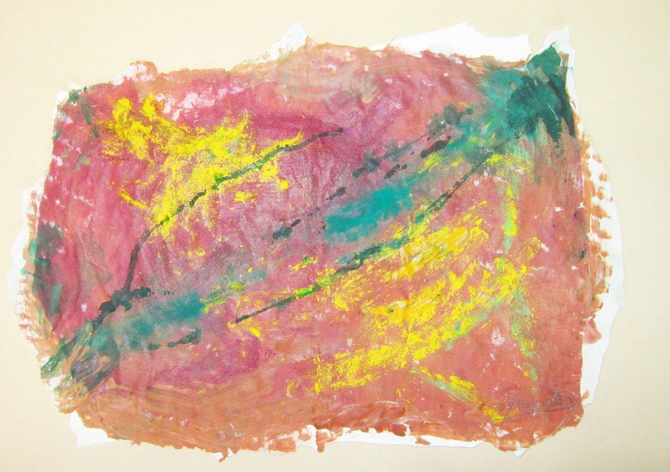 Arte Gutai en la Galería Hundertmarkartfair