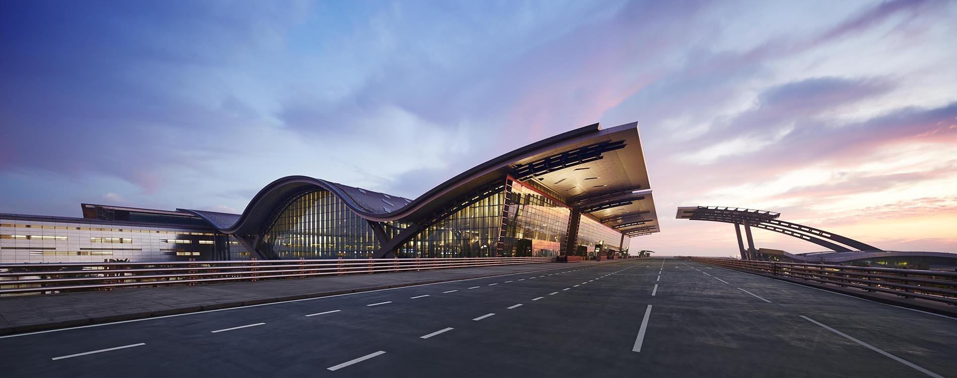 El Aeropuerto de Qatar mima a sus pasajeros