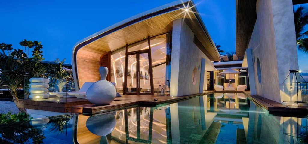 INIALA BEACH HOUSE MAIN ENTRANCE THE LUXURY TRENDS