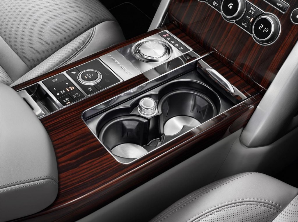 Interiores Ranger Rover SV AUtobiography The Luxury Trends