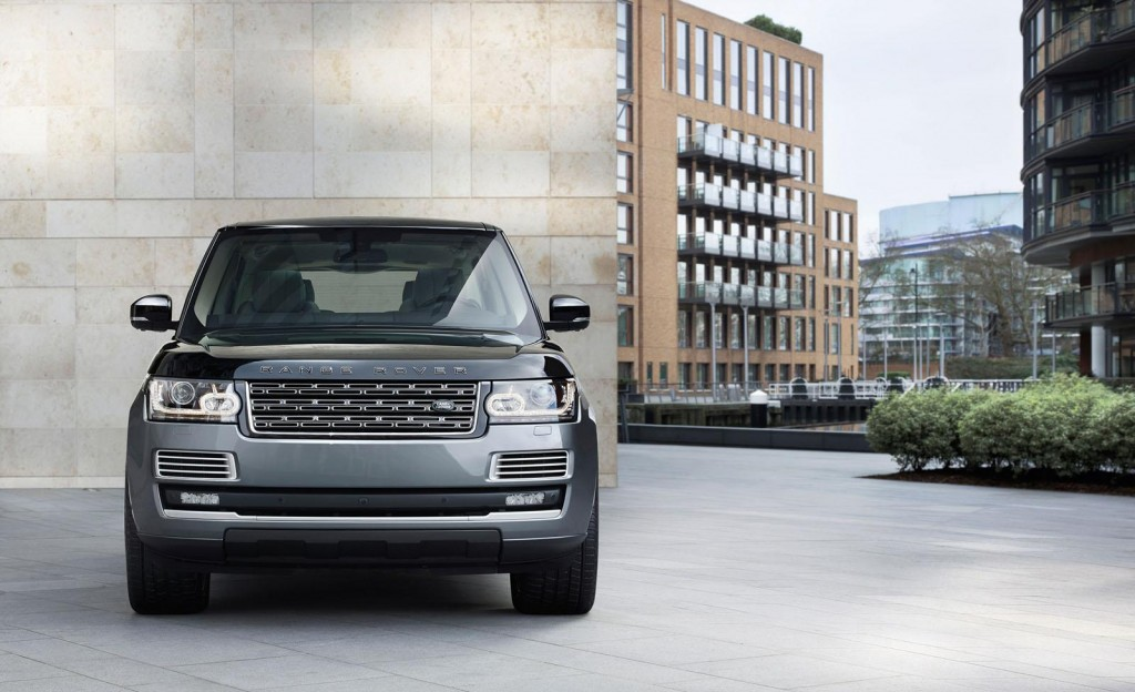 Land Rover Range-Rover-SV Autobiography The Luxury Trends