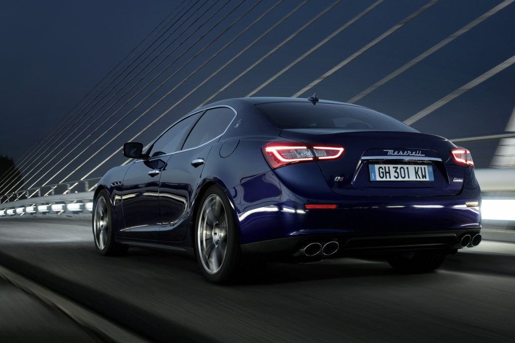 Maserati Ghibli Ermenegildo by Zegna The Luxury Trends