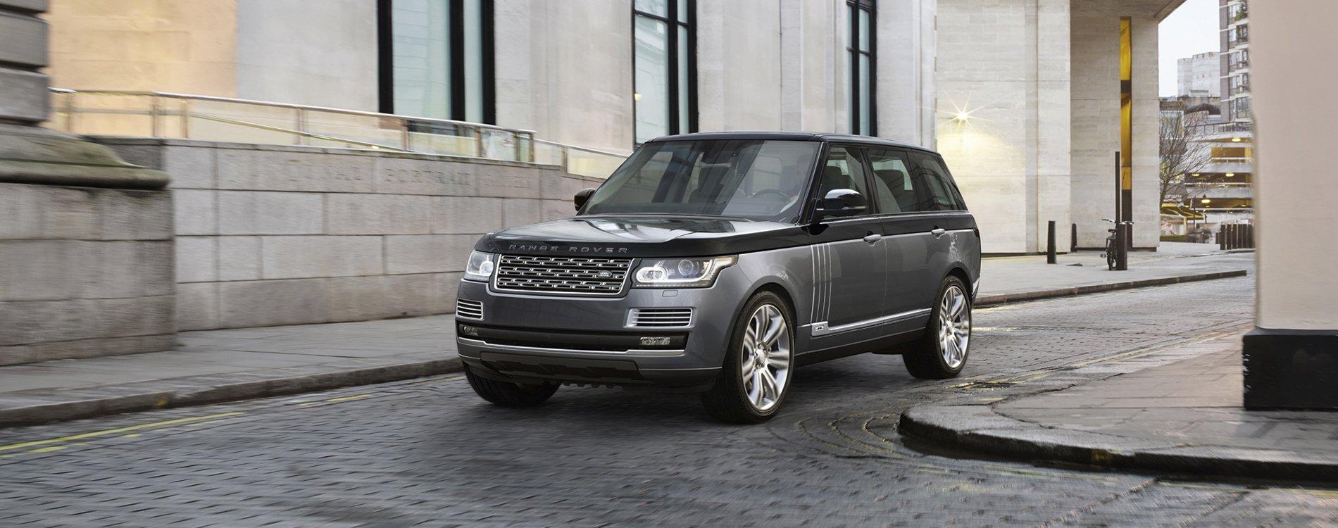 Range Rover SV Autobiography, lujo personalizado