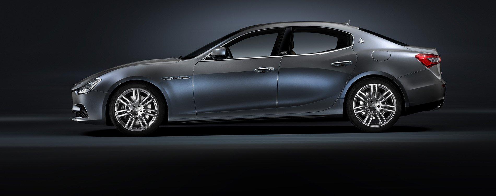 Zegna y Maserati, estilo italiano en un coche